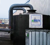 Air treatment - Delta Umwelt-Technik GmbH