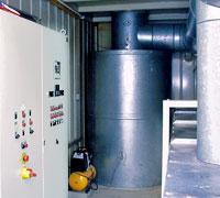 Thermische Katalytische Oxidation - Delta Umwelt-Technik GmbH